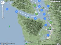 Google AIS Vessel Finder