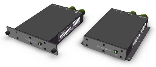 Mounting Options for SA161-MH MIL-Spec dual AIS receiver for aircraft