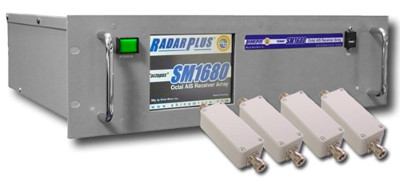 RadarPlus® SM1680 – Phase-Synchronous Octal AIS Receiver Array