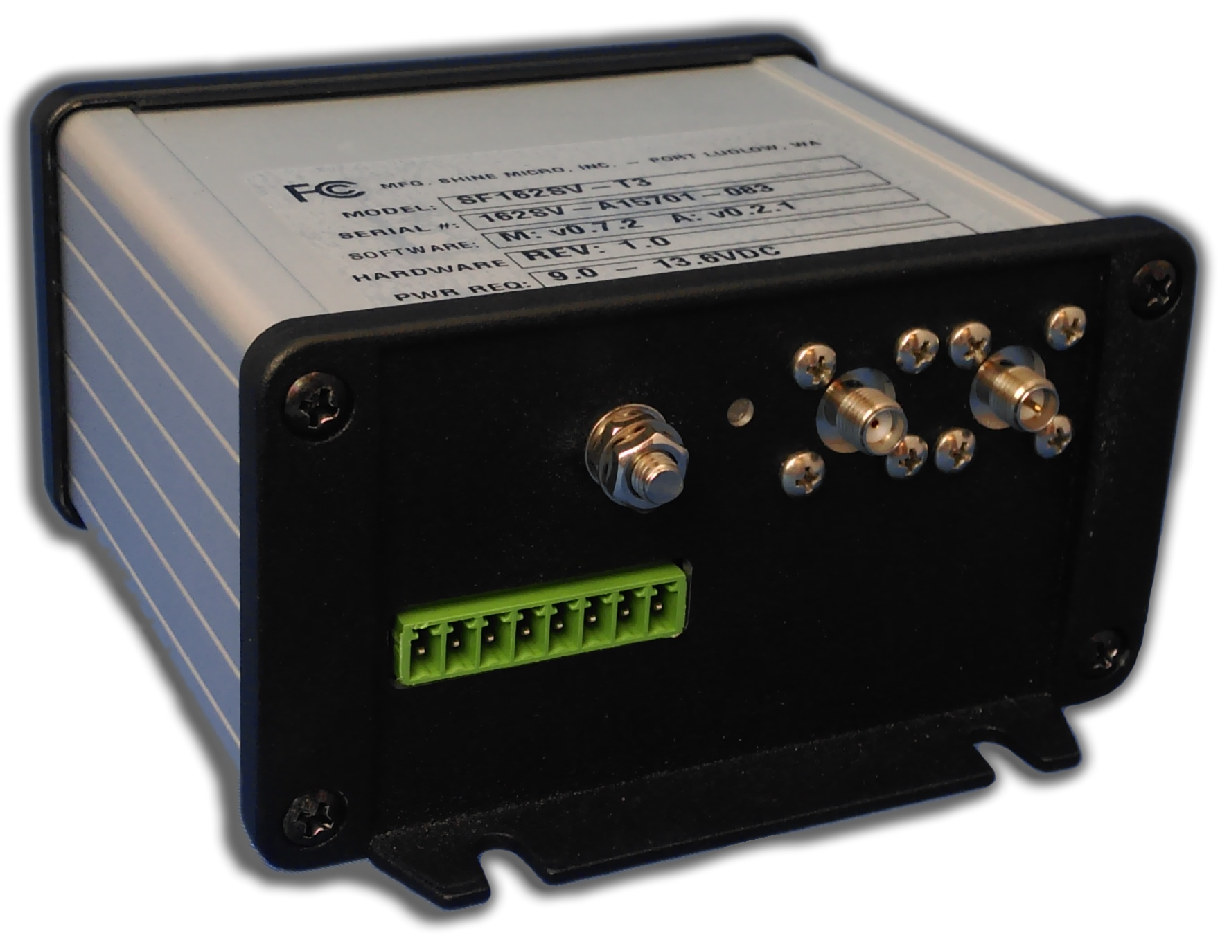 SF162SV T3 Low Power Dual AIS Receivers for Unmanned Surface