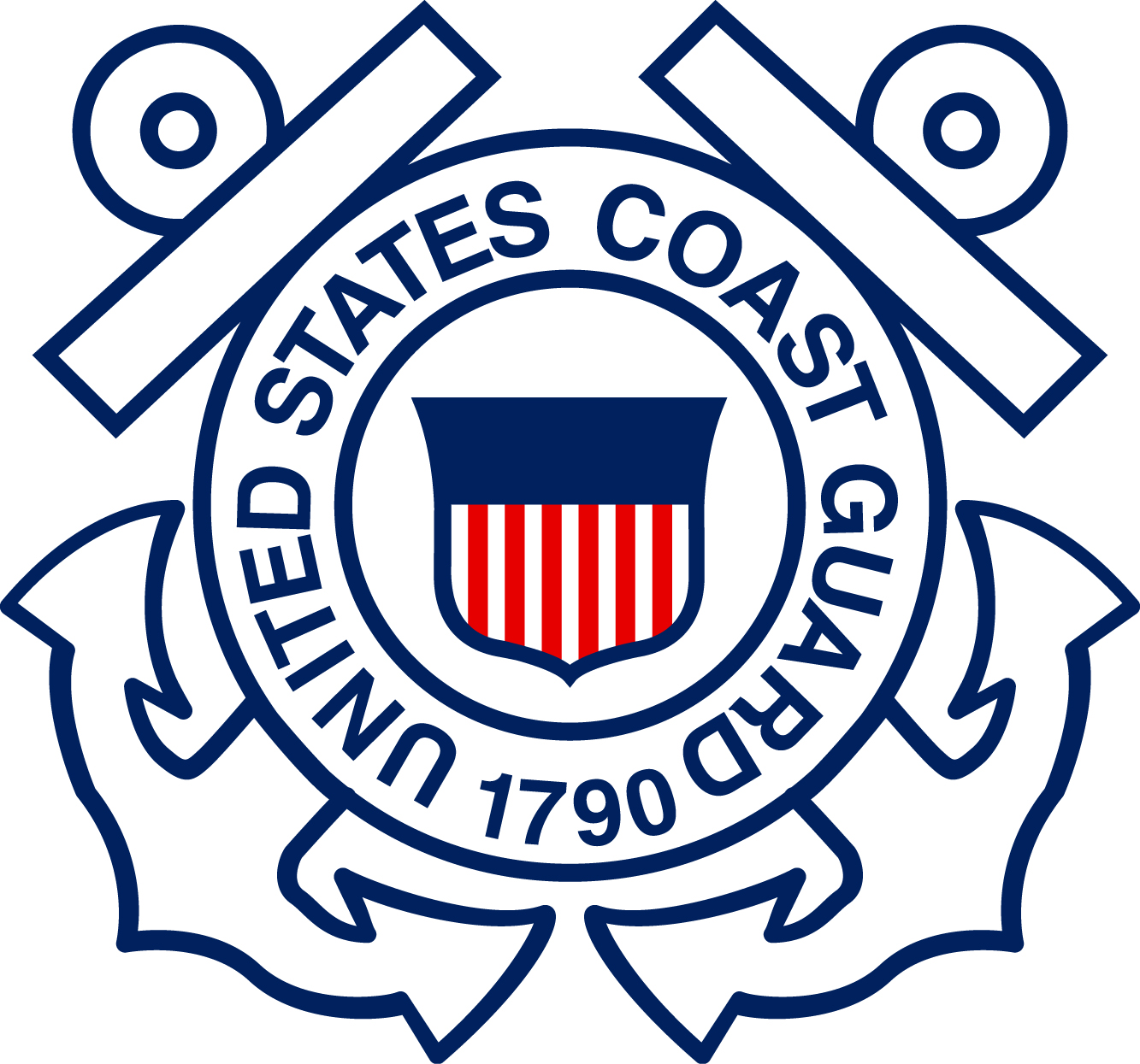 US Coast Guard Emblem