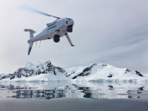 Camcopter selected for search and rescue trials