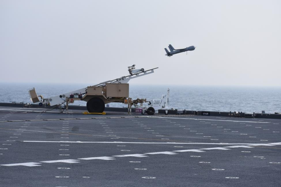 ScanEagle ISR Services Expedited for Coast Guard National Security Cutters