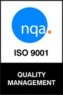NQA Certified ISO 9001:2015 Quality Management